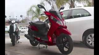 10. SYM CITYCOM 300i Test Ride Huntington Beach