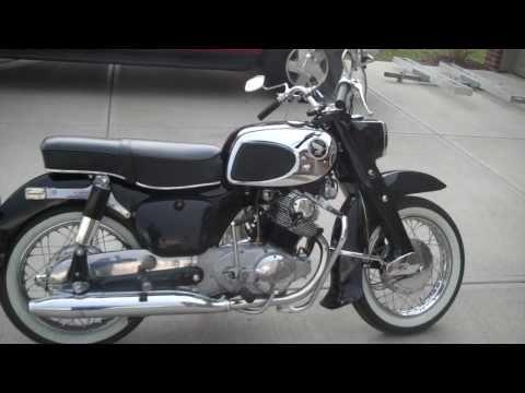1969 Honda Dream 305 cc