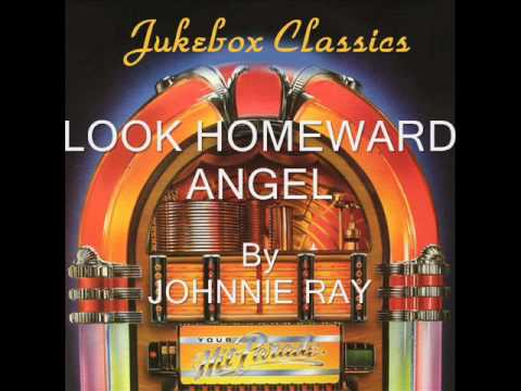 Tekst piosenki Johnnie Ray - Look Homeward Angel po polsku