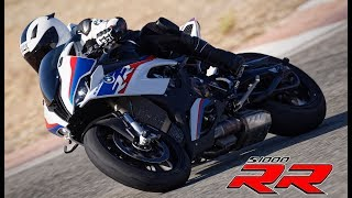 9. 2019 BMW S 1000 RR – lighter, faster and easier to control