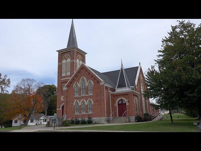 Kingston  Presbyterian  Church,  Kingston,  Indiana