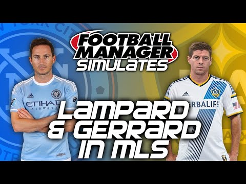 manager - In this Football Manager experiment we take a look at Steven Gerrard and Frank Lampard in MLS playing for La Galaxy and NYCFC. I adjusted Lampards loan date and moved Gerrard at the end of...