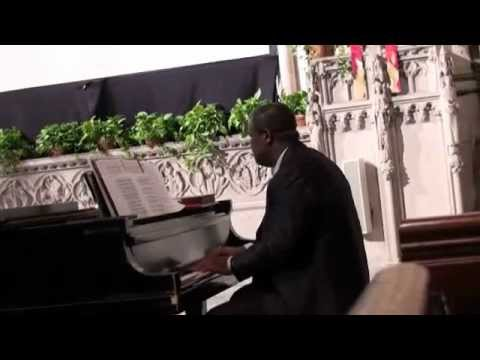 Chris Fleischer, Piano- Ma Ye Komm/God Of Grace/ Guide Me, Oh Thou Great Jehovah