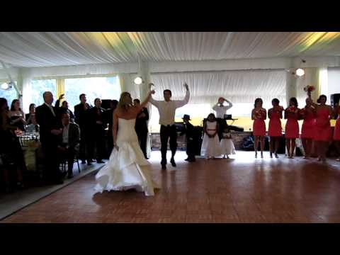 Andrew & Kelly's First Dance - Dirty Bit Time Of My Life Remix