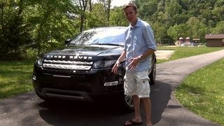 Review: 2012 Range Rover Evoque