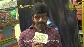 Ashok at Dhigil Movie Audio Launch