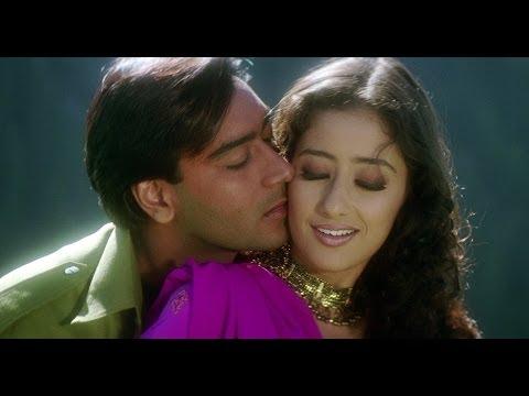 Video Ajay Devgn In Love With Manisha | Kachche Dhaage Movie Scene download in MP3, 3GP, MP4, WEBM, AVI, FLV January 2017