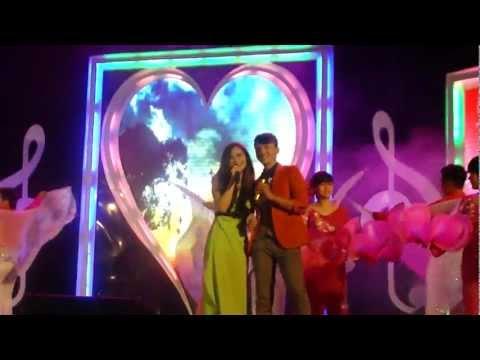 """"""" 1 2 3 Nụ Cười """" –  Ca sĩ Khắc Minh – Trương Quốc Bảo – tối 25.2.2012"""