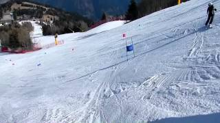 Ravascletto Italy  city photo : ravascletto ski italia gigant knapczyk HD.m2ts