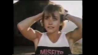 1985 Misfits Of Science UK VHS Trailer