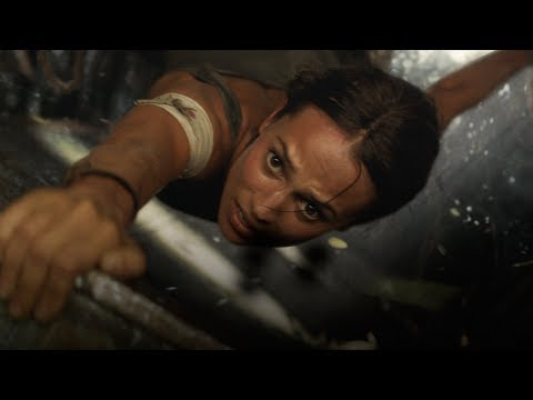 Tomb Raider Official Trailer 2