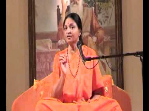 From the series of talks on Dharma by Swamini Vimalananda. London March 2012
