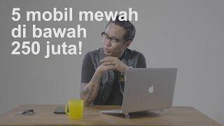 Video 5 Mobil MEWAH di Bawah 250 Juta! #SEKUTOMOTIF MP3, 3GP, MP4, WEBM, AVI, FLV November 2018