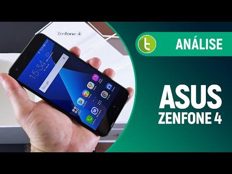 Asus Zenfone 4: o intermediário mais rápido que o dinheiro pode comprar  Review do TudoCelular