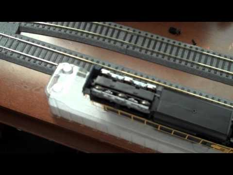 How to install a Decoder into a HO Scale Athearn RTR Engine