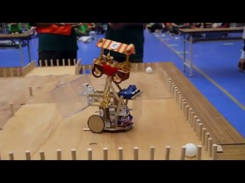 樂學網線上補習-思頂機器人-清道達人(1)-PowerTech全國青少年科技創作競賽2015全國賽