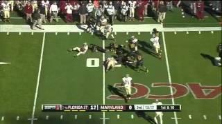 Menelik Watson vs Maryland (2012)