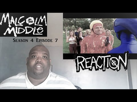 Malcolm In The Middle Season 4 Episode 7 - Malcolm Holds His Tongue - NTX React's