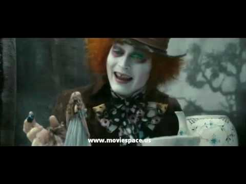 Alice in Wonderland (Super Bowl Spot 2)