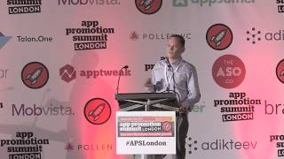 More at http://apppromotionsummit.comApp Promotion Summit Chairman James Cooper spoke at App Promotion Summit London for the Opening Adress