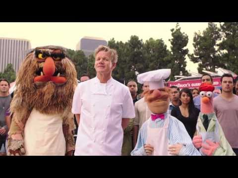 Food Fight! (Extended Version) | with The Swedish Chef | Muppisode | The Muppets