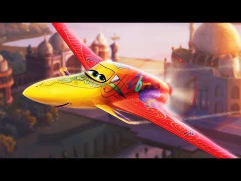 Planes - Disney's Planes Trailer 2013 - Official movie trailer 2 in HD - starring Dane Cook - directed by Klay Hall - From above the world of Cars comes Disney's Plan...