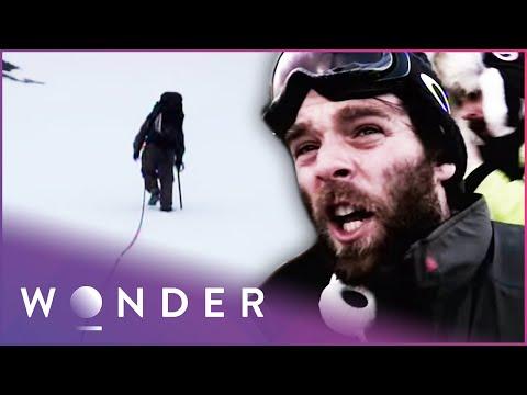 Extreme Mountain Trek Pushes Men To Their Limits | Shackleton Epic: Death Or Glory S1 EP3 | Wonder