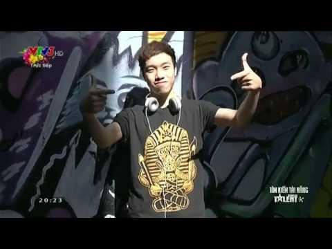 Thái Sơn Beatbox Tại VN's Got Talent 2014