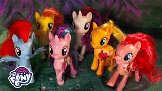 Nonton My Little Pony: The Movie - 'The Mane 6 & Friends Act Out!' Official Stop Motion Short Film Subtitle Indonesia Streaming Movie Download