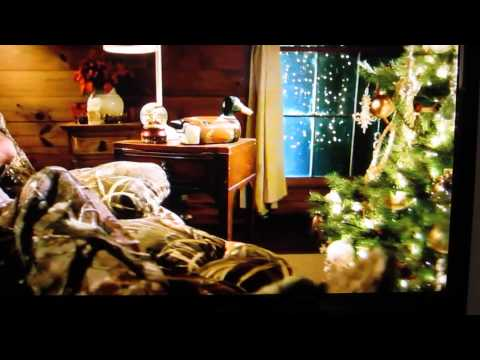 Duck Dynasty - Christmas commercial - Phil Recliner snoring