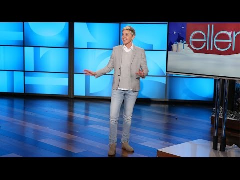Ellen's Favorite Moments of 2016 (видео)