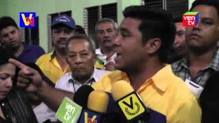 Conrado Pérez Linares fue electo en Primarias de la MUD en Trujillo