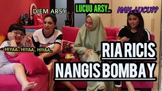 Video EKSKLUSIF BUNDA ASHANTY BIKIN RIA RICIS NANGIS BOMBAY MP3, 3GP, MP4, WEBM, AVI, FLV Februari 2019