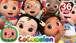 Video The More We Get Together 2 + More Nursery Rhymes & Kids Songs - CoCoMelon MP3, 3GP, MP4, WEBM, AVI, FLV Juli 2019