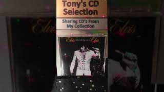 Tony's Vinyl and CD selection sharing music from my collection a track from the CD Album Elvis Thats The Way It Is .