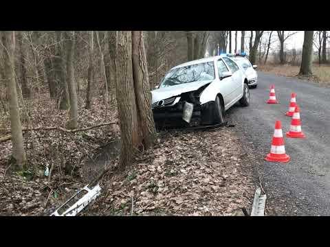 Wideo1: Wypadek Krzyżanki - Chwałkowo