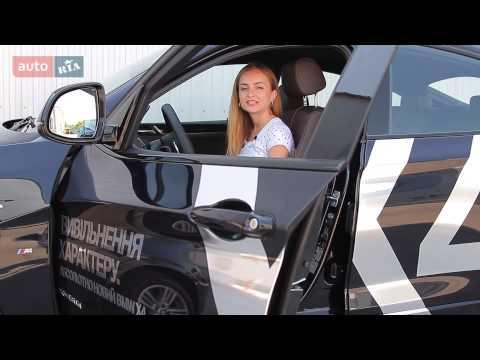 BMW X4 Tест-драйв кроссовера BMW X4 2014