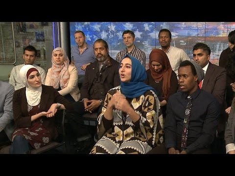 Focus group of American Muslims talks politics, fear and faith