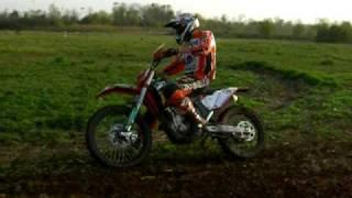 6. Ktm EXC250F 2008 Ktm SX250F 2009