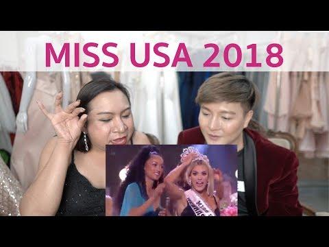 Miss USA 2018   Recap   Bryan Tan (видео)