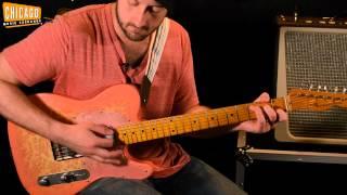 Video Nash T-68 Pink Paisley - Wampler Tweed '57 Original Tone Drive Pedal MP3, 3GP, MP4, WEBM, AVI, FLV Juni 2018