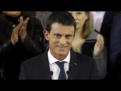 Γαλλία: Οι πρώτες αντιδράσεις για την υποψηφιότητα Βαλς