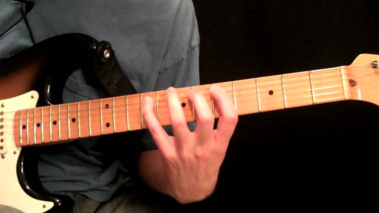 Harmonic Minor Scale Forms Pt.1 – Advanced Guitar Lesson