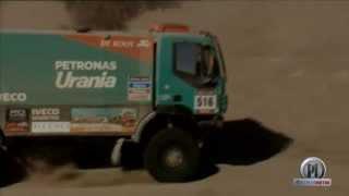 Iveco Dakar 2014  Stage 4