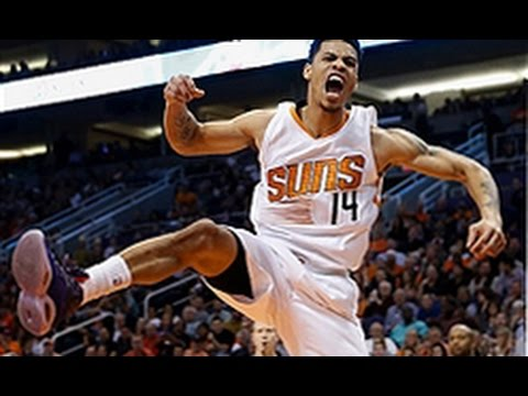 Video: Gerald Green Drives Baseline and Finishes with Flare