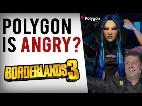 Polygon Thinks Borderlands 3 Looks Horrible, PAX Reveal Event Was A Mess & Early Thoughts/Concerns!