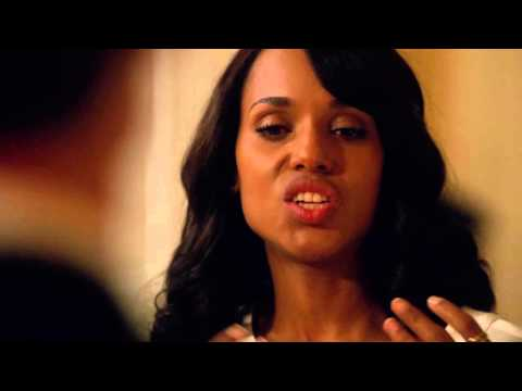 Olivia and Fitz Fight - Scandal