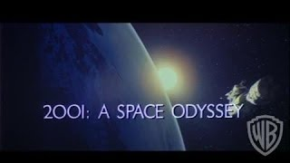 2001  A Space Odyssey   Original Theatrical Trailer