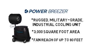 Breezer Mobile Cooling - Makers of the Power Breezer