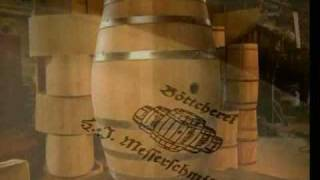 Cooperage: the Art of barrel making